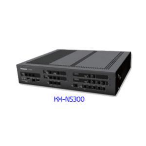 ตู้สาขาโทรศัพท์ Panasonic KX-NS300BX ขนาด 6 สายนอก 32 สายใน 2 สายดิจิตอล พร้อม Disa 2 Ch 120 วินาที